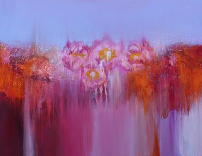 Flower Fall by Jane Kellahan