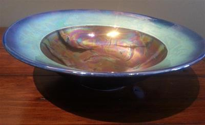 Paua Bowl No 15 by Danny Moorwood
